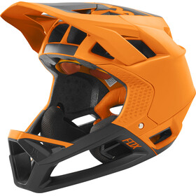 Fox Proframe Matte Full Face Helmet Men atomic orange